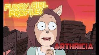 Furry Girl Profiles-Arthricia [Episode 87]