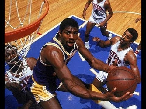 The 1979-80 L.A. Lakers