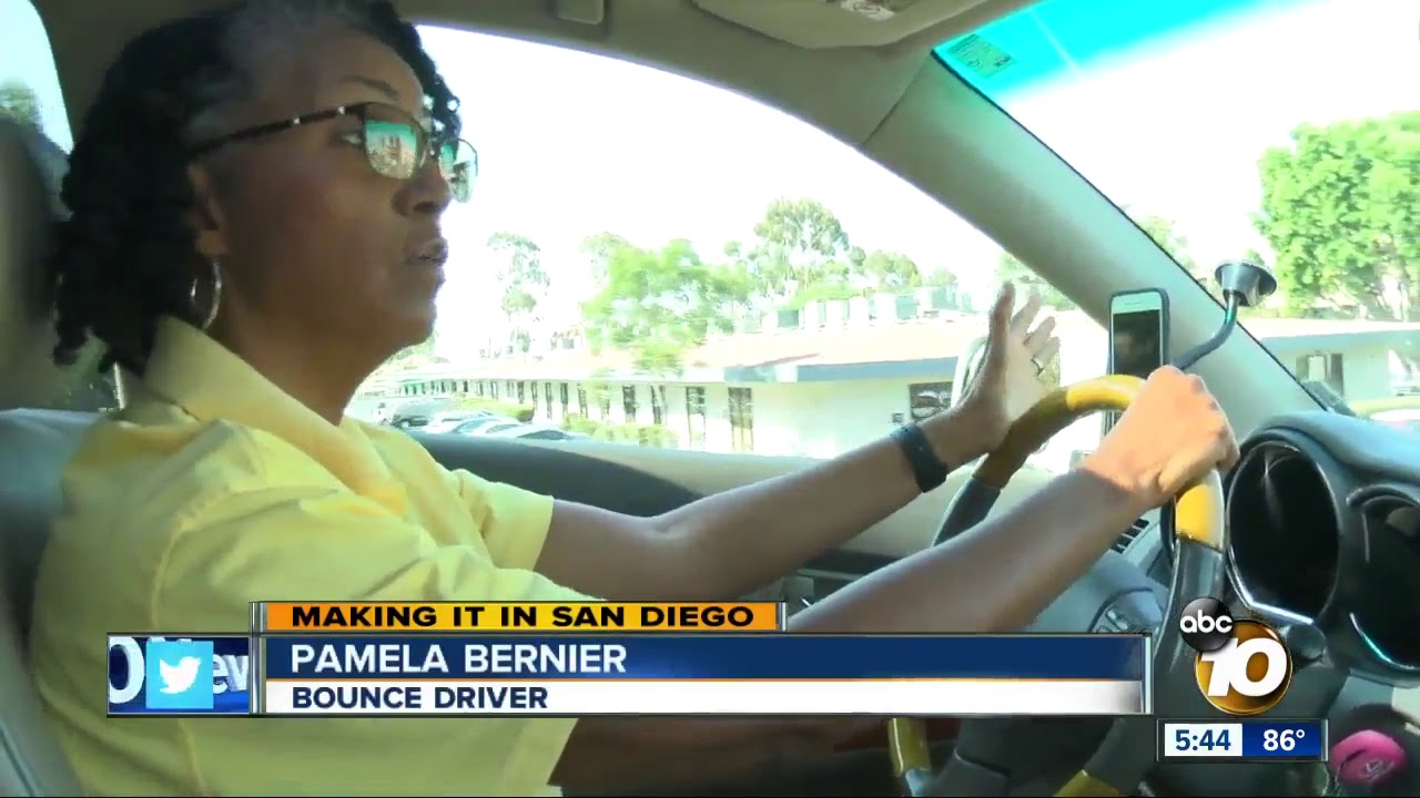 Rideshare San Diego >> Making It In San Diego Local Company Taking On Rideshare Youtube