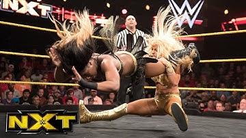 Ember Moon vs. Mandy Rose: WWE NXT, 28. September 2016