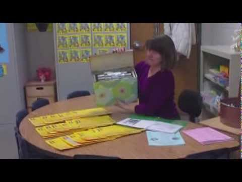 Organizing Student Work