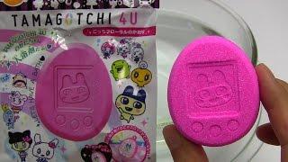 Tamagotchi 4U Bath Ball ~ たまごっち4U バスボール 入浴剤 びっくら?たまご