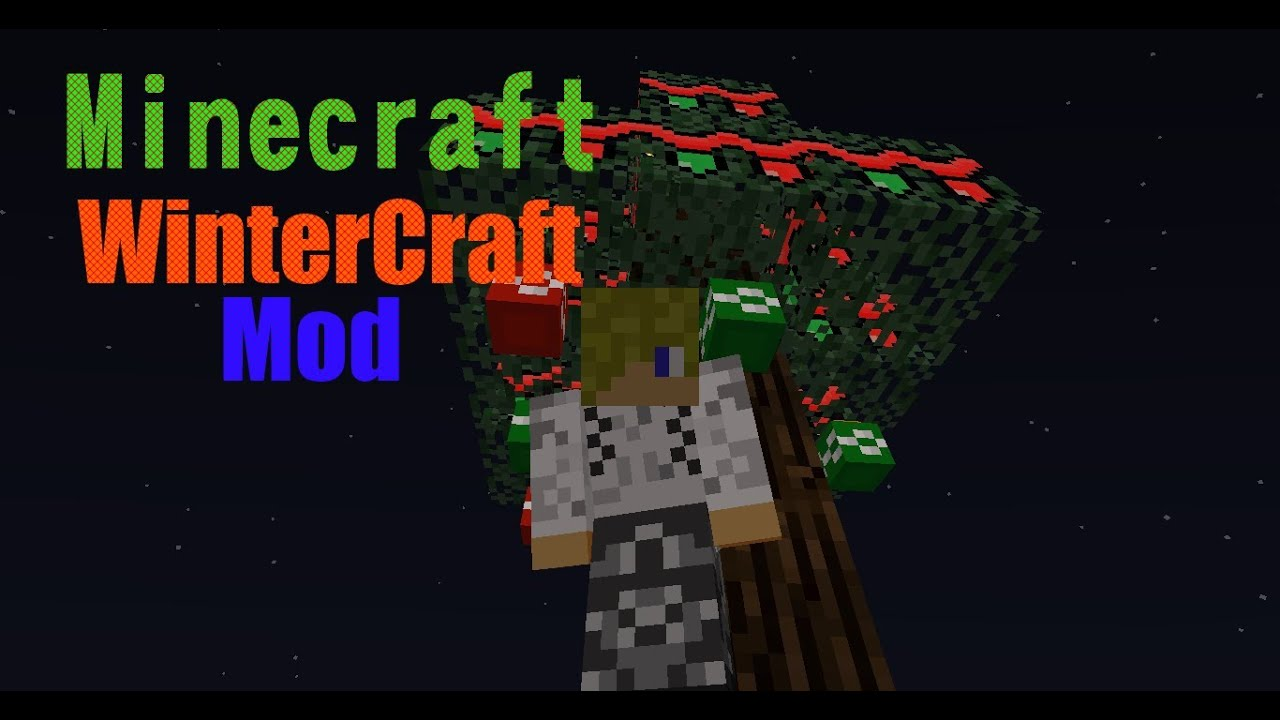 Minecraft Mod Showcase Wintercraft Christmascraft Mod 1 6 4 How To Spawn Santa And More Youtube