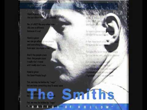 The Smiths Hand In Glove
