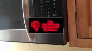 Frigidaire Gallery Microwave Review and Options - Model FGMV176NTF