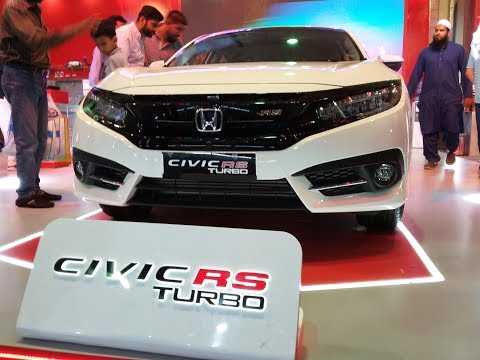 HONDA CIVIC 1.5 RS TURBO 2019: COMPLETE WALK-AROUND | PRICE AND DETAILS IN DESCRIPTION | PAPS 2019