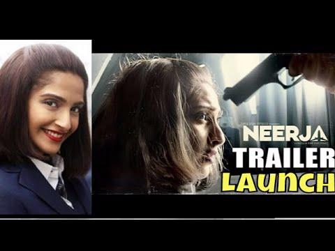 Neerja   Official Trailer   Sonam Kapoor   Shabana Azmi   Launch Event