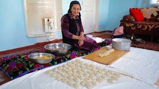 Голодным не смотреть!Узбекские манты.Узбекистан.