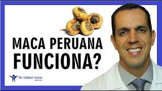 MACA PERUANA. Como Eu Uso e Quais São os Benefícios / Dr. Gabriel Azzini thumbnail