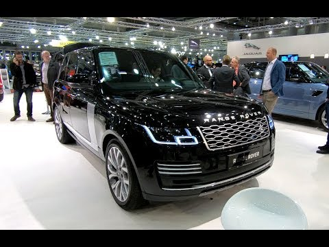 Land Rover Range Rover P400E Autobiography PHEV AWD New model walkaround and interior