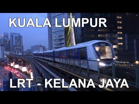 🇲🇾 LRT Kelana Jaya Line - Kuala Lumpur #2 (2019)