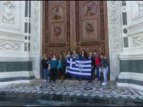 Programme Leonardo da Vinci 2012 in Italy.