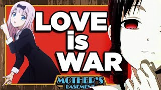 Kaguya-Sama: Love is War is one of the funniest shows this season a...