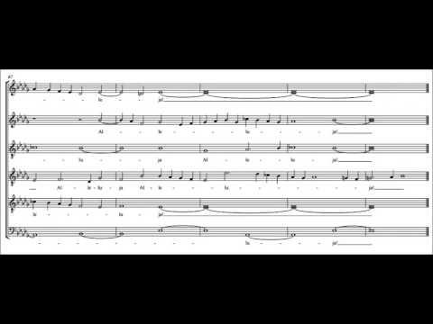 Palestrina - Motet Viri Galilaei