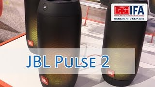 IFA 2015: JBL Pulse 2 Demonstration and Hands on