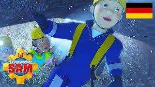 Feuerwehrmann Sam Deutsch Neue Folgen | Unterwasserrettung 🚒  1 Stunde | Cartoons fur Kinder