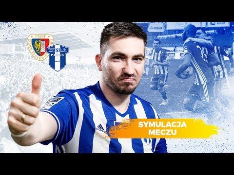 FIFA17 | Piast Gliwice - Wisła Płock