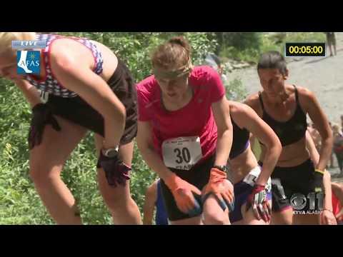 2018 Mount Marathon - Women's Race