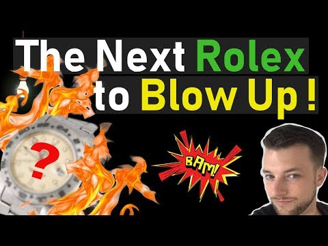 Next Rolex to Blow Up ?!? - This Rolex WILL Jump in Price !