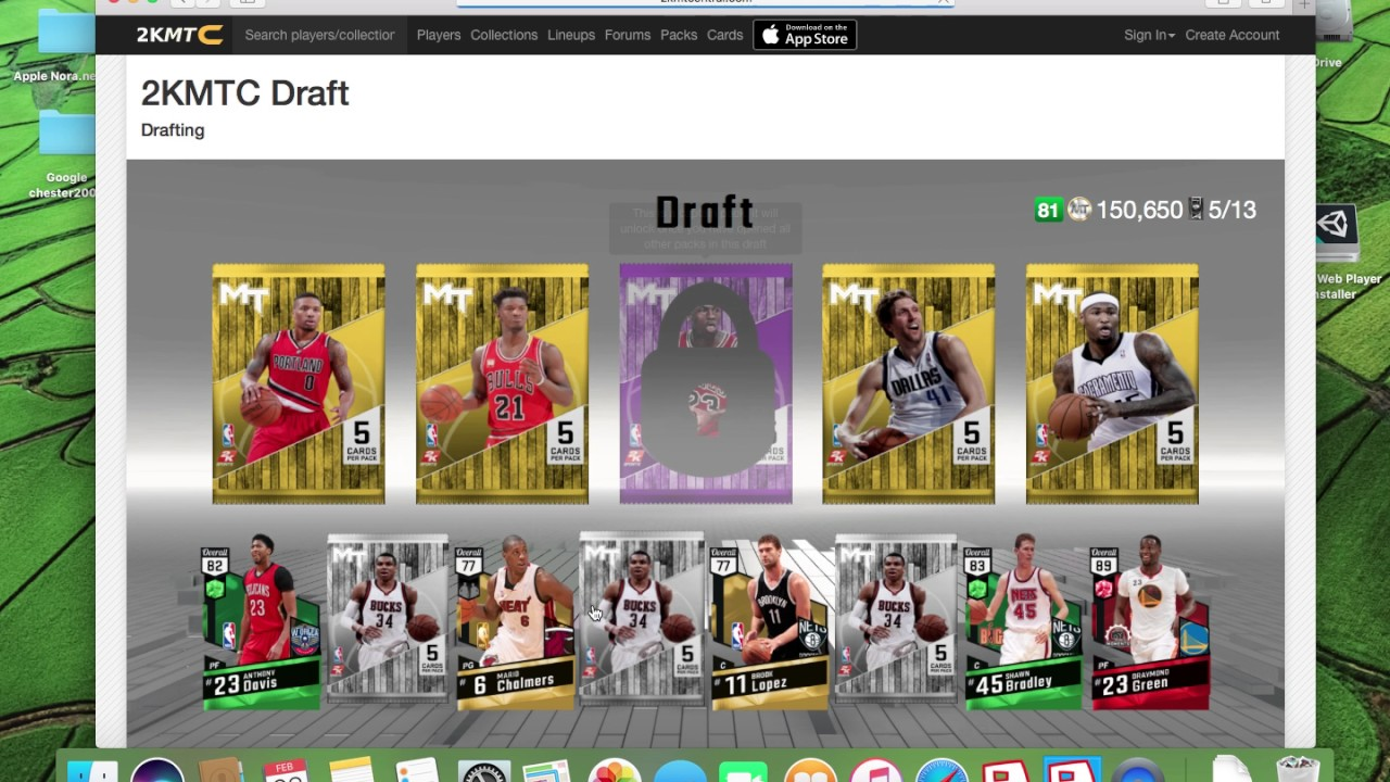 Best 2kmtcentral draft ever!!!