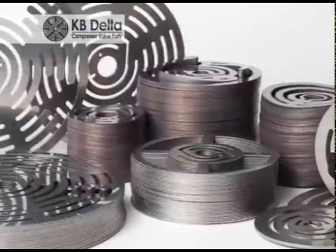 Compressor Valve Components Youtube