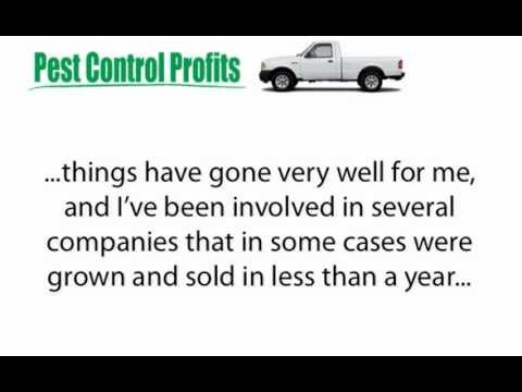 Business Idea: Pest Control Profits 1   How to Start a Pest Control Bu