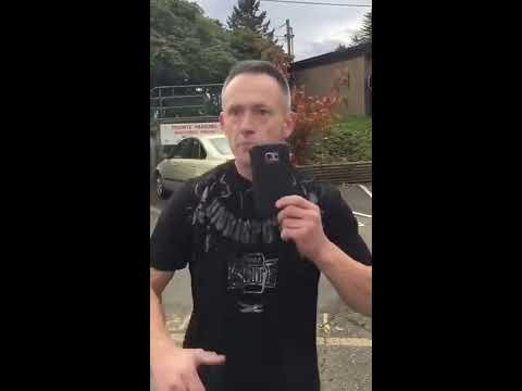 RACIST IN ABBOTSFORD BC