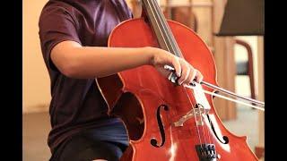 Scarborough Fair - Free easy cello sheet music