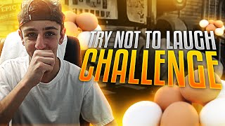 TRY NOT TO LAUGH CHALLENGE | FaZe Rug