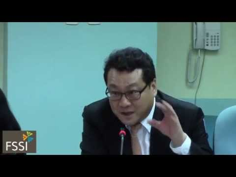 Dr. Jae-Gu Kim | The Social Enterprise Experience of South Korea