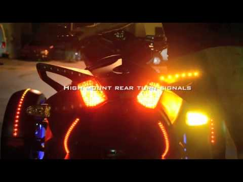 TricLed.com - Can am Spyder lighting & TricLed.com - Can am Spyder lighting - YouTube azcodes.com