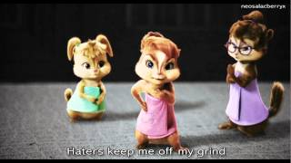 The Chipettes- Whip My Tail Lyrics