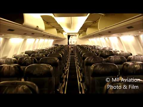 Eastern Airlines (Swift) 737-800 cabin tour