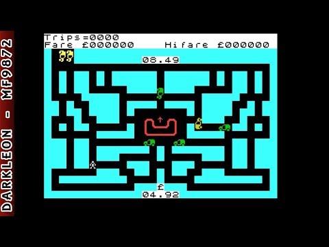 Sinclair Spectrum - Cabman
