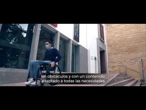 Ruta inclusiva de los museos de Córdoba