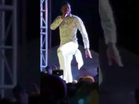 Aidonia - Live In Antigua 2017 Carnival
