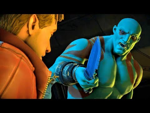 Back, Foul Demon! Guardians React to Quill's Resurrection (Guardians of the Galaxy | Telltale Games) |