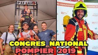 Congrès national des sapeurs-pompiers 2019