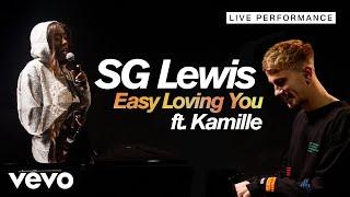 Смотреть клип Sg Lewis Ft. Kamille - Easy Loving You