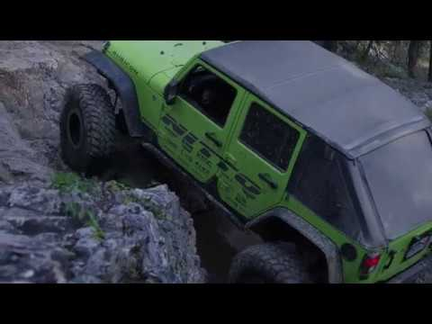 2017 Nitto JK-Experience BIG RIVER presented by Discount Tire