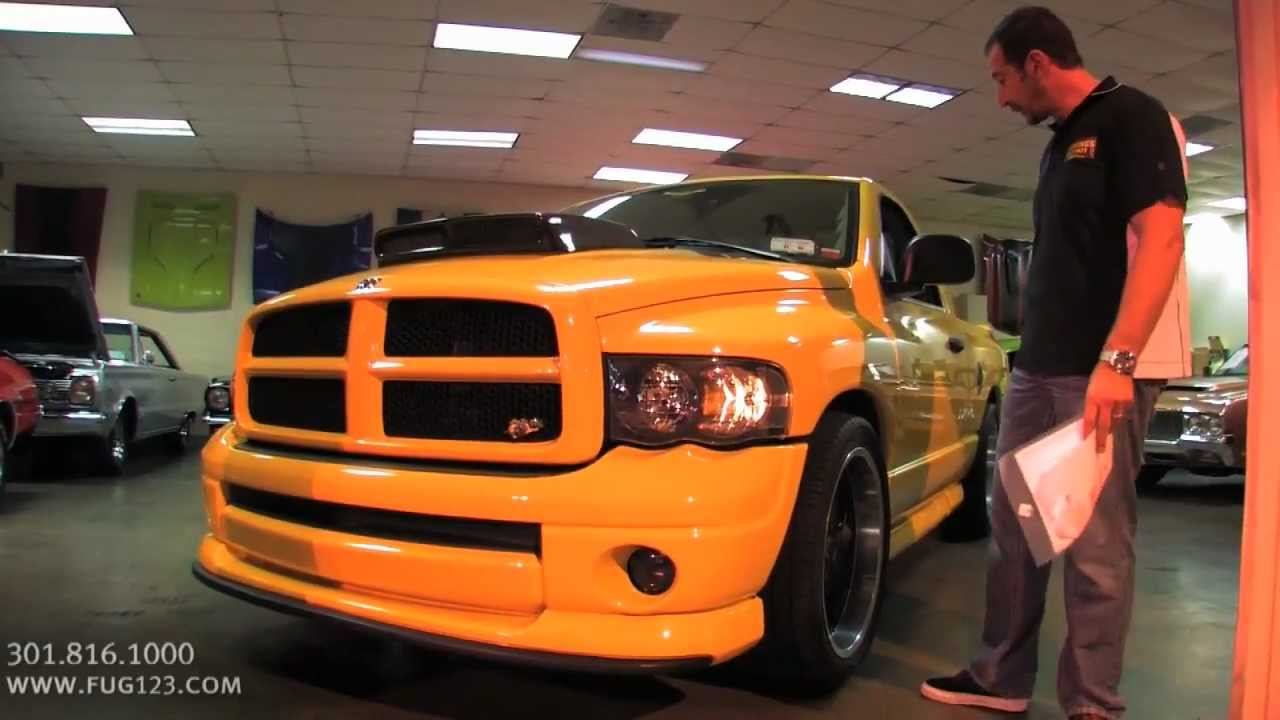2005 Rumble Bee HEMI For Sale Flemings With Test Drive