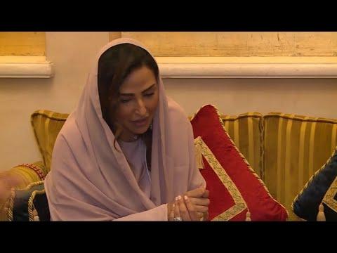 الأميرة لمياء آل سعود توجه رسالة تسامح إلى العالم  - نشر قبل 60 دقيقة