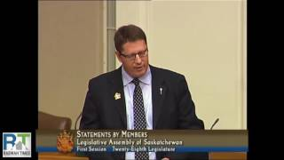 Saskatchewan Provincial Assembly celebrates 50 years of Ahmadiyya Muslim Community in Canada