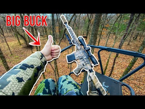 Deer Hunting Season Opener - (BUCK DOWN)