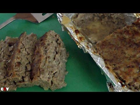 Easy Meatloaf Recipe - How To Make Meatloaf - Apple Meatloaf Recipe
