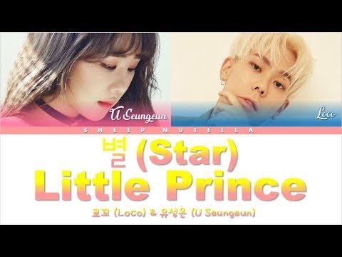 Loco & U Seungeun - 별 (Little Prince) Memories Of The Alhambra OST Part. 1 [Lyrics HAN/ROM/ENG]