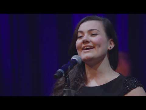 CHARLOTTE JACONELLI sings 'Three Quarter Time' from 'Daniel and Laura Curtis LIVE'