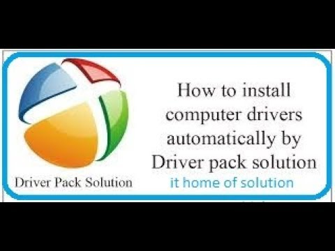 how to install drivers in  windows