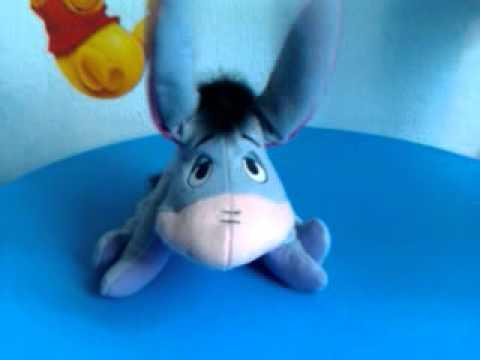 Happy ears Eeyore  Singender Iaah von Winnie the Pooh  YouTube