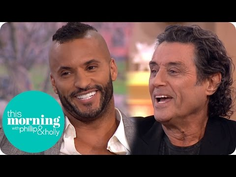Ricky Whittle and Ian McShane Talk Body Transformations and Diva Demands  This Morning